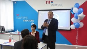 A new modern training laboratory was opened in nure