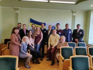 ХНУРЕ бере участь у Міжнародній науково-технічній конференції у м. Кременчук