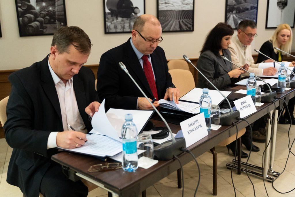 ХНУРЭ будет сотрудничать с Международным фондом избирательных систем