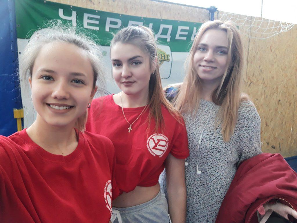 Студентки ХНУРЕ перемогли у змаганнях з черлідінгу