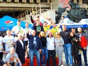 Студенты ХНУРЭ заняли призовые места на турнире по стронгмену