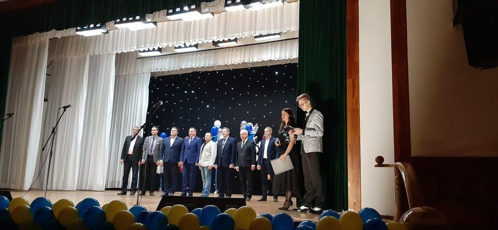Representatives of NURE congratulated the Kharkiv College of Radio Engineering on the anniversary