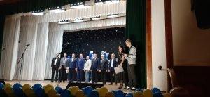 Представители ХНУРЭ поздравили Харьковский радиотехнический колледж с юбилеем