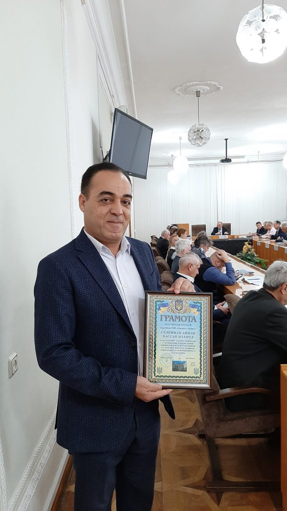 """At the meeting of the University Administration Rector of NURE noted the cooperation with LLC """"Source of education"""""""