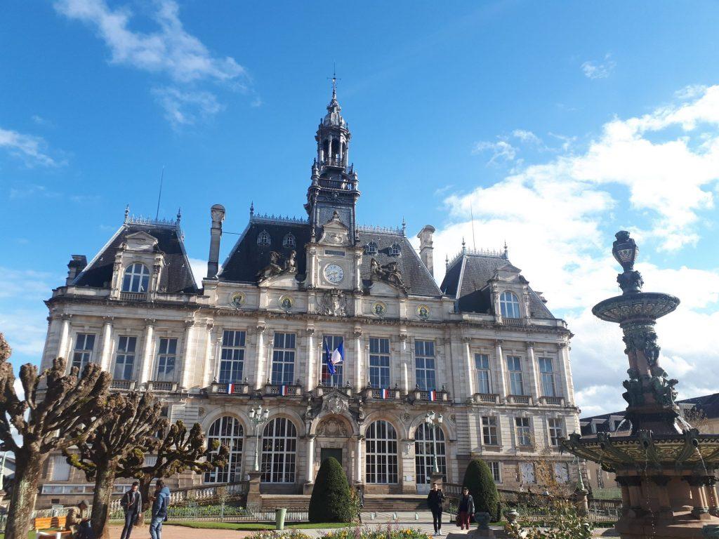 Конкурсний відбір за програмою «Інтернаціональний семестр» в Університеті Лімож, Республіка Франція