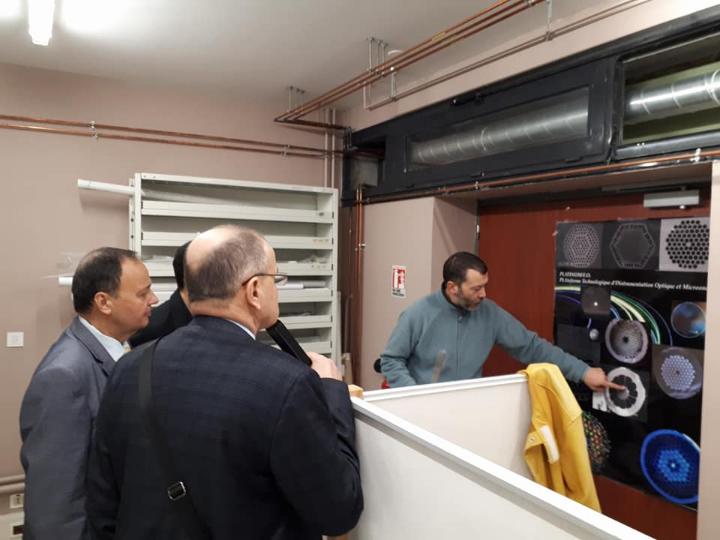 Делегация ХНУРЭ посетила Университет Лиможа с рабочим визитом