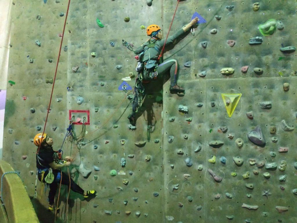 Спортсмены ХНУРЭ вошли в ТОП-3 в соревнованиях по альпинизму