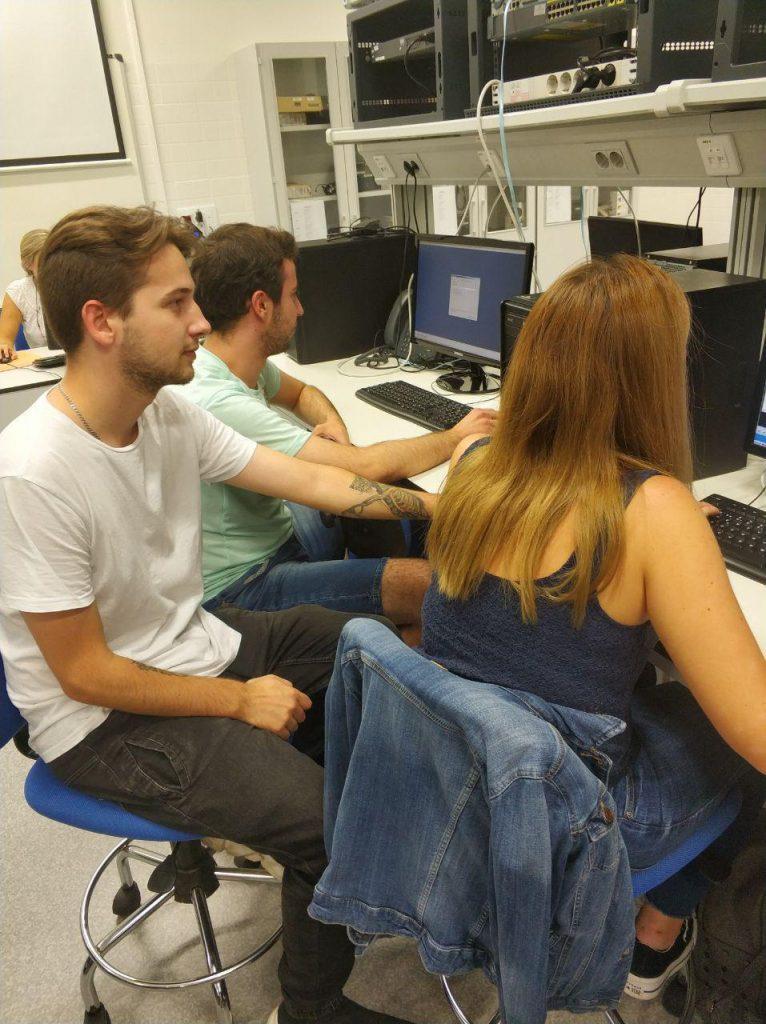 Студенты кафедры ИКИ проходят обучение в испанском университете UJA