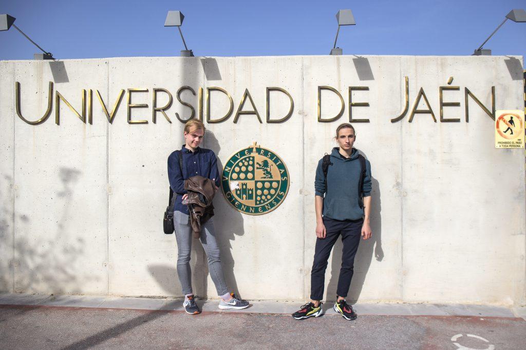 NURE students won a grant under the Erasmus+ program