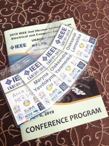 ХНУРЕ взяв участь у Міжнародній конференції UKRCON-2019