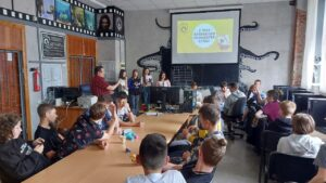 The fifth day of intensives for schoolchildren