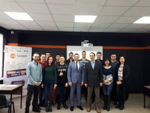 A meeting of a research group with the participation of the Valladolid university professor took place in NURE