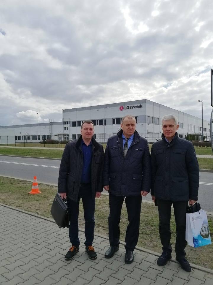 Делегация ХНУРЭ провела встречи с польскими партнерами