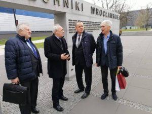 Делегація ХНУРЕ у Польщі. Перспективи реалізації нових можливостей для магістрів
