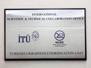 У Туреччині відкрито науково-технічний дослідницький офіс ХНУРЕ