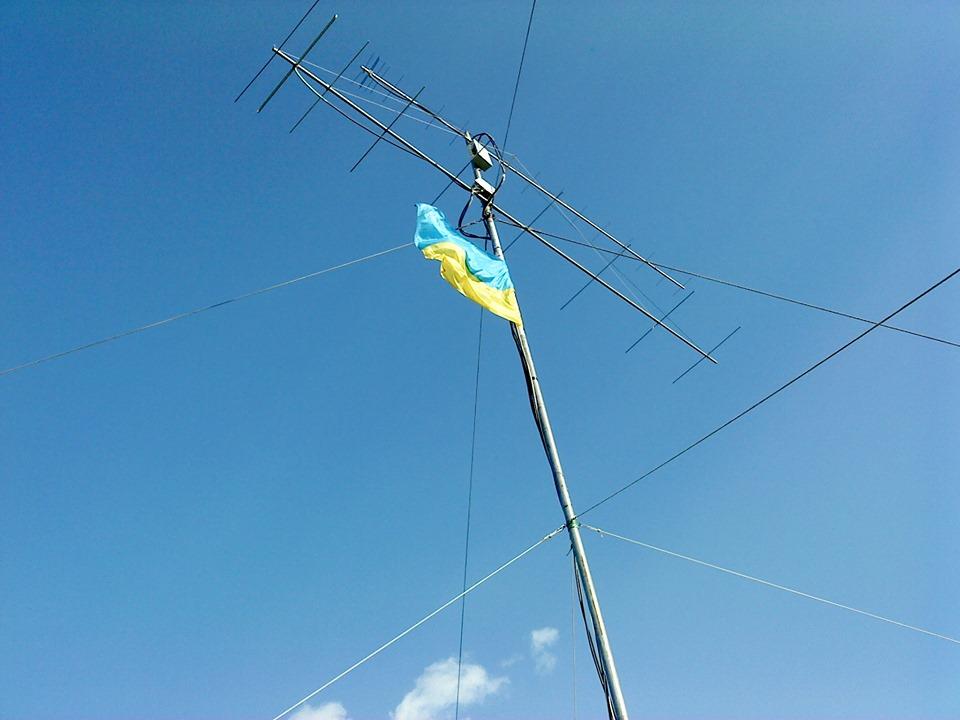 Радиолюбители ХНУРЭ приняли участие в Кубке Украины по радиосвязи