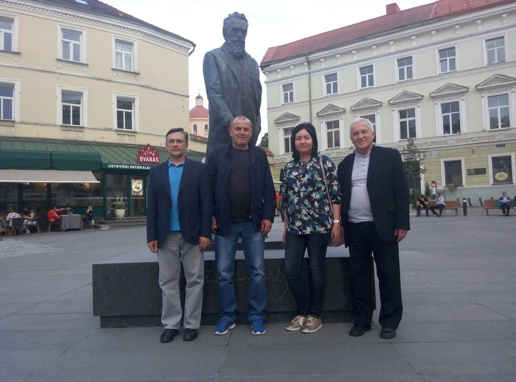 ХНУРЕ налагоджує співпрацю з литовськими університетами