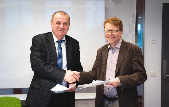 ХНУРЭ подписал очередное соглашение о двойном дипломировании