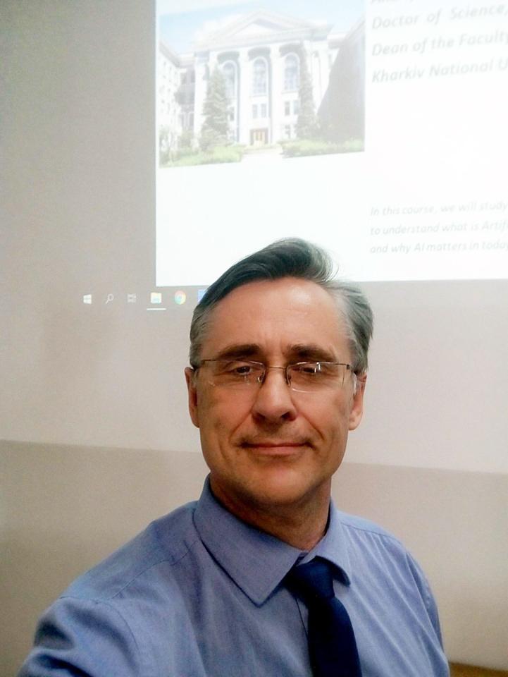 Андрей Ерохин получил звание лучшего приглашенного профессора в польском университете