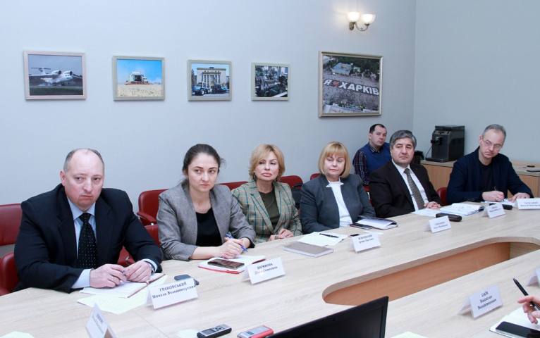 The Vice-Rector of NURE was included in the subgroup on the strategy of development of the Kharkiv Region