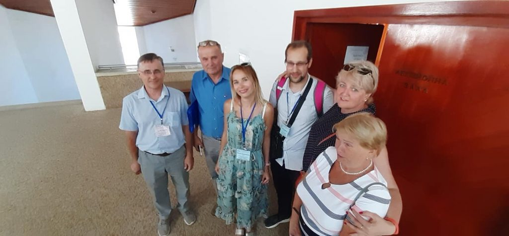 NURE took part in the organization and holding of the International Сonference in Bulgaria