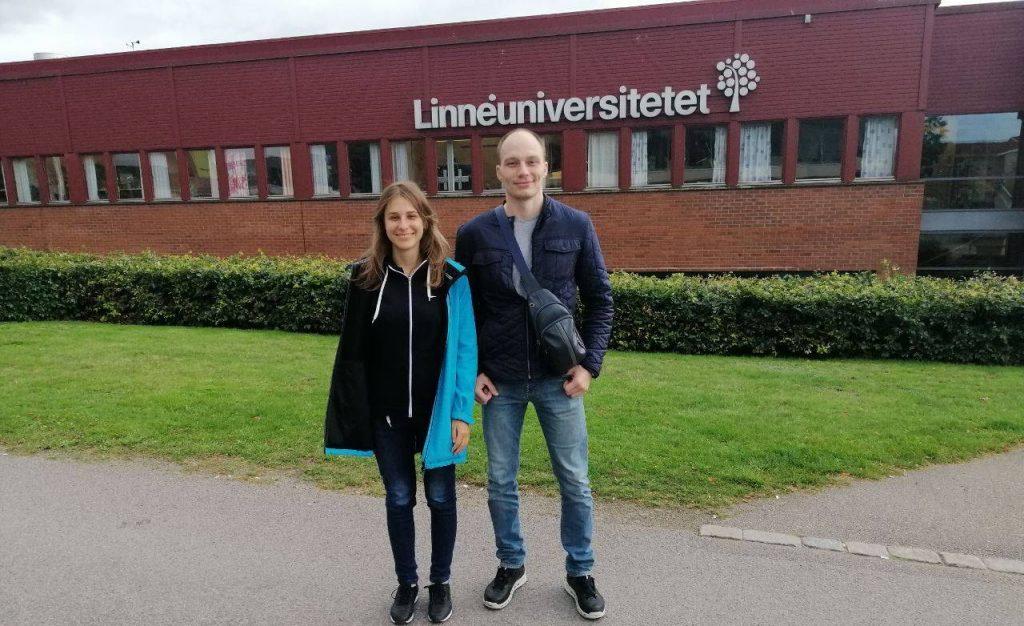 Магістри ХНУРЕ розпочали навчання по шведсько-українській програмі подвійного дипломування