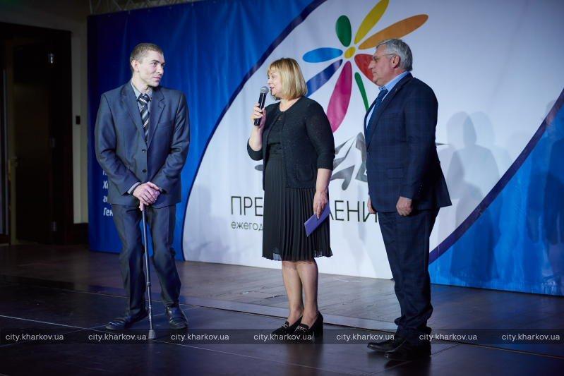 Студент ХНУРЭ стал лауреатом премии «Преодоление»