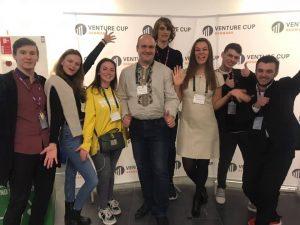 Команда студентів ХНУРЕ стала переможцем Міжнародного конкурсу стартапівUSWC2019