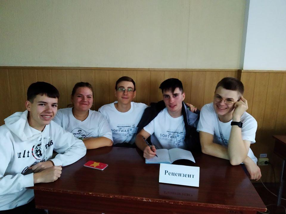 Учні гуртків ХНУРЕ гідно виступили на Всеукраїнському турнірі юних інформатиків