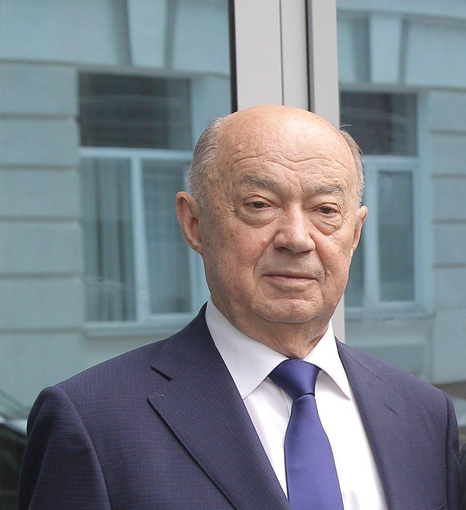 Happy Birthday to the Rector of the Yaroslav Mudryi National Law University Vasil Tatsiy
