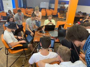 Студенти ХНУРЕ взяли участь у «IT Security Summer school'19»
