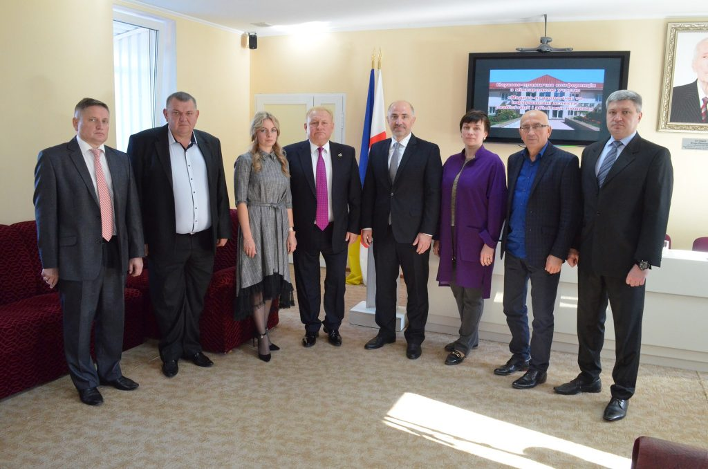 KNURE scientists presented the results of their research in the field of medical and psychological rehabilitation