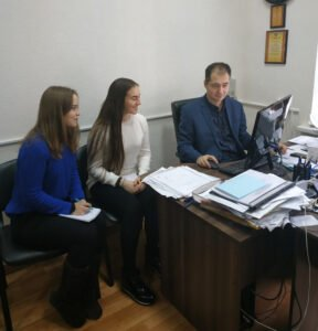 Студентці групи БІБМІ-18-1 призначено стипендію Президента України