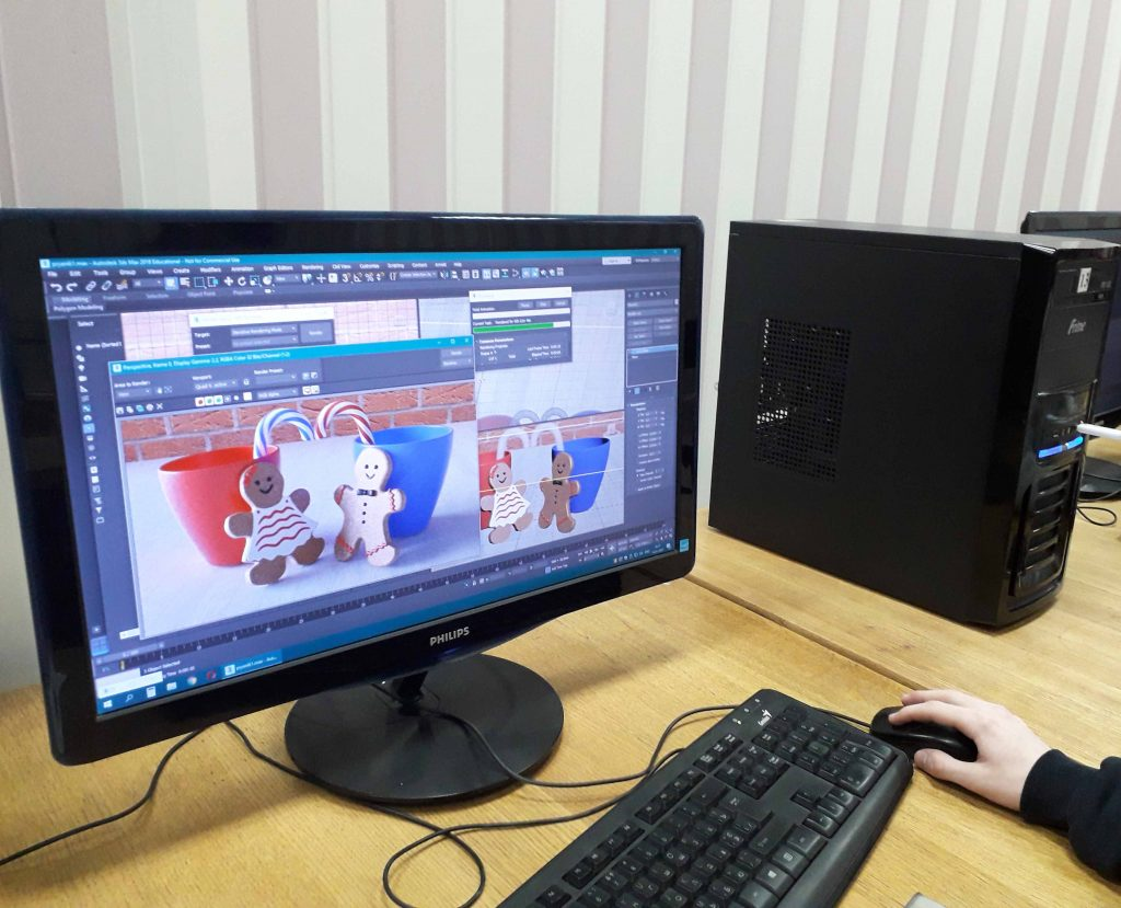 Departmentof Media Systems And Technologies conducts classes for students of theSmallAcademy of Sciences