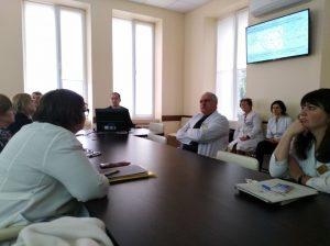 Профессор ХНУРЭ принял участие в научном семинаре