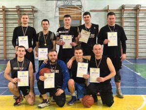 The Department of Physical Education and Sports of NURE held the 7th Charity Basketball Tournament to help children with disabilities