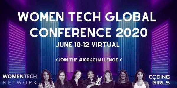 An employee of the ICE department took part in the international conference WomenTech Global Conference 2020