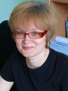 Наталя Миколаївна Дашенкова