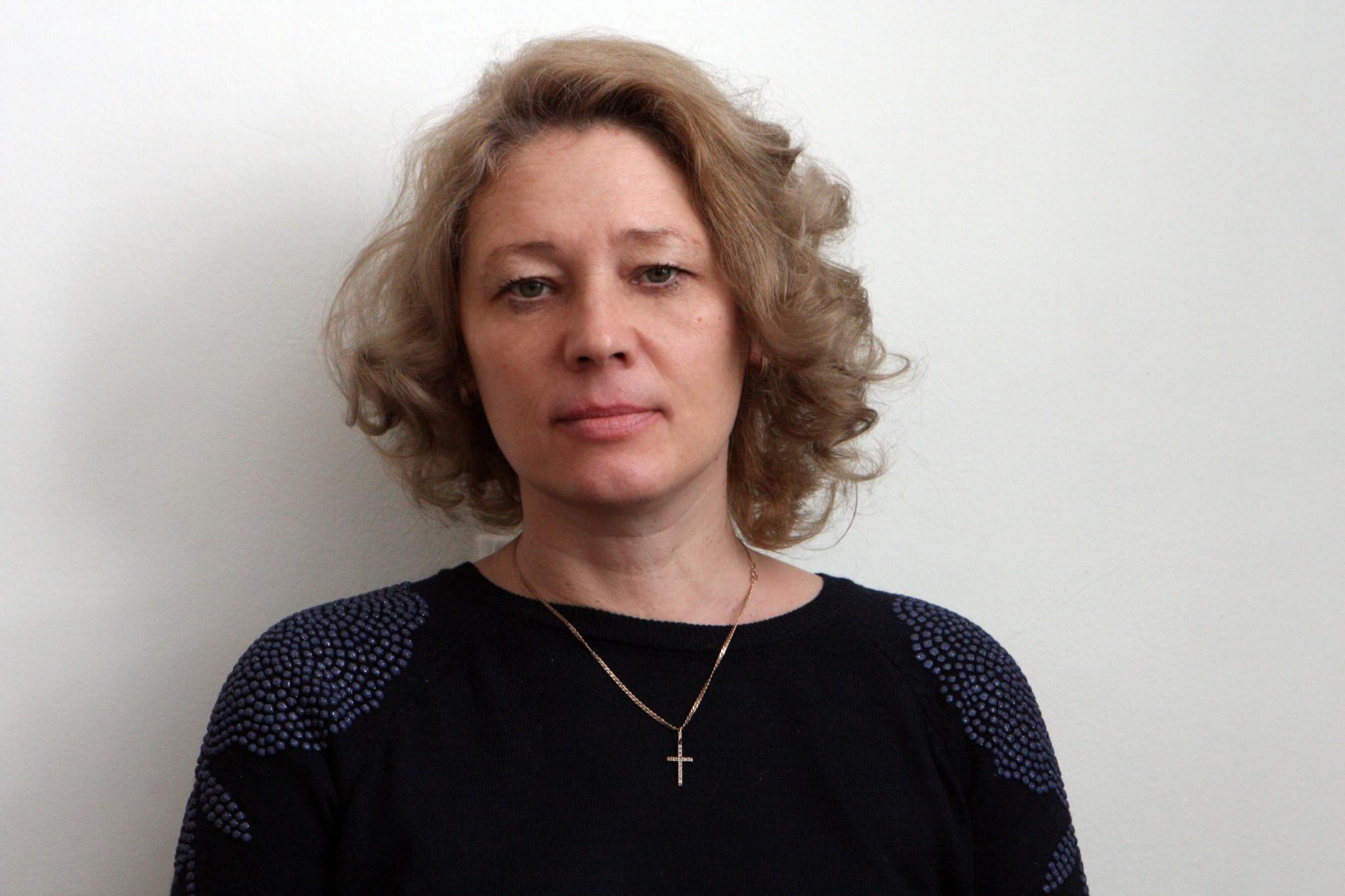 Tetiana Dementieva