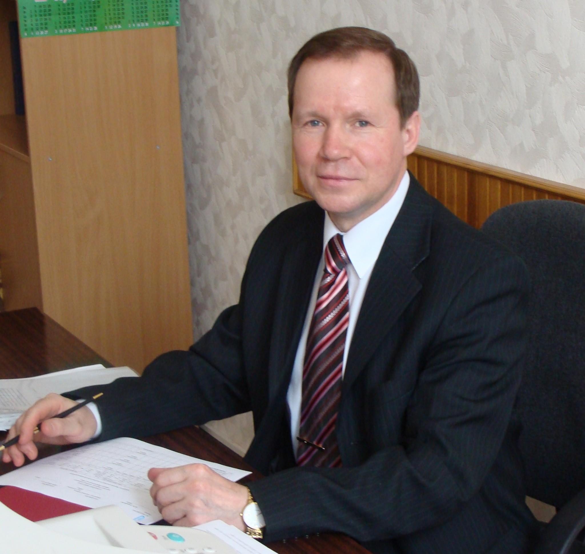Владимир Алексеевич Дорошенко