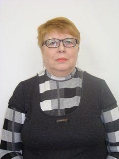 Євгенія Петрівна Федоренко