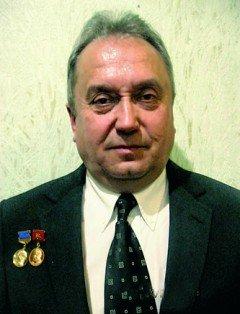 Юрий Евгеньевич Хорошайло