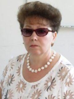 Світлана Володимирівна Халімова
