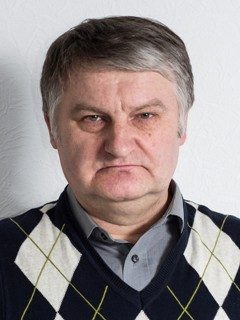 Mykhailo Oleksandrovych Ostryzhnyi