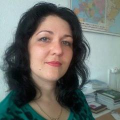 Алла Володимирівна Сергієва