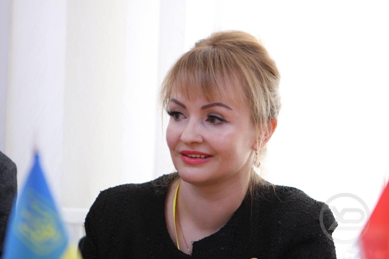 Alina Nechyporenko