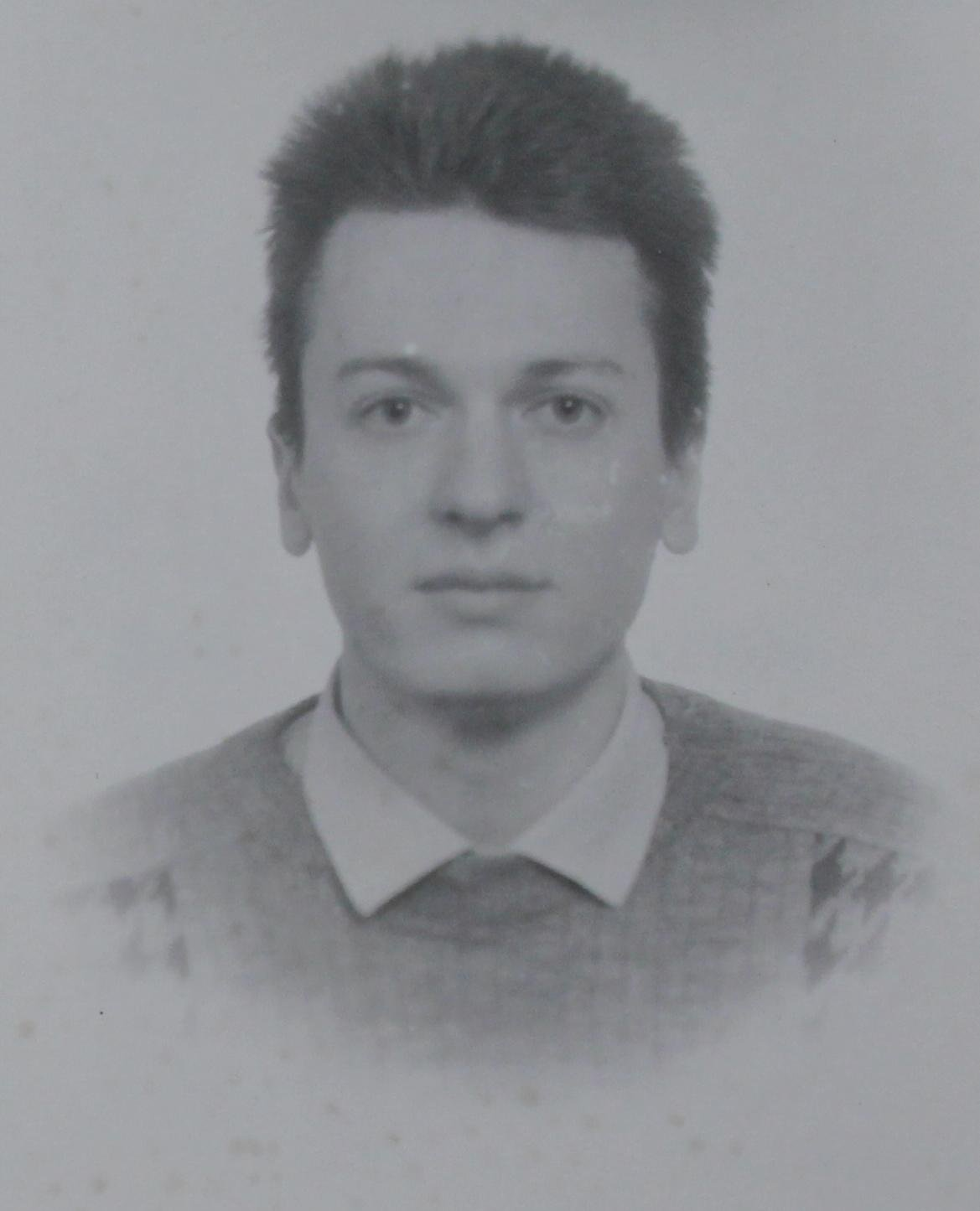 Євгеній Володимирович Білецький