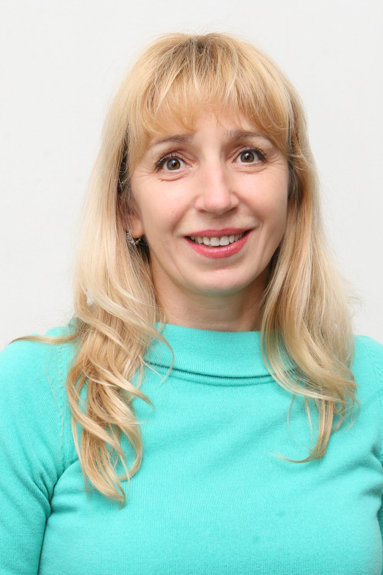 Елена Викторовна Церковная