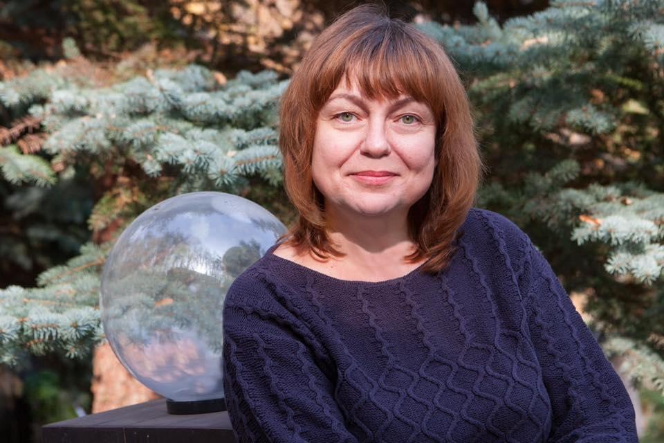 Лариса Эрнестовна Чалая