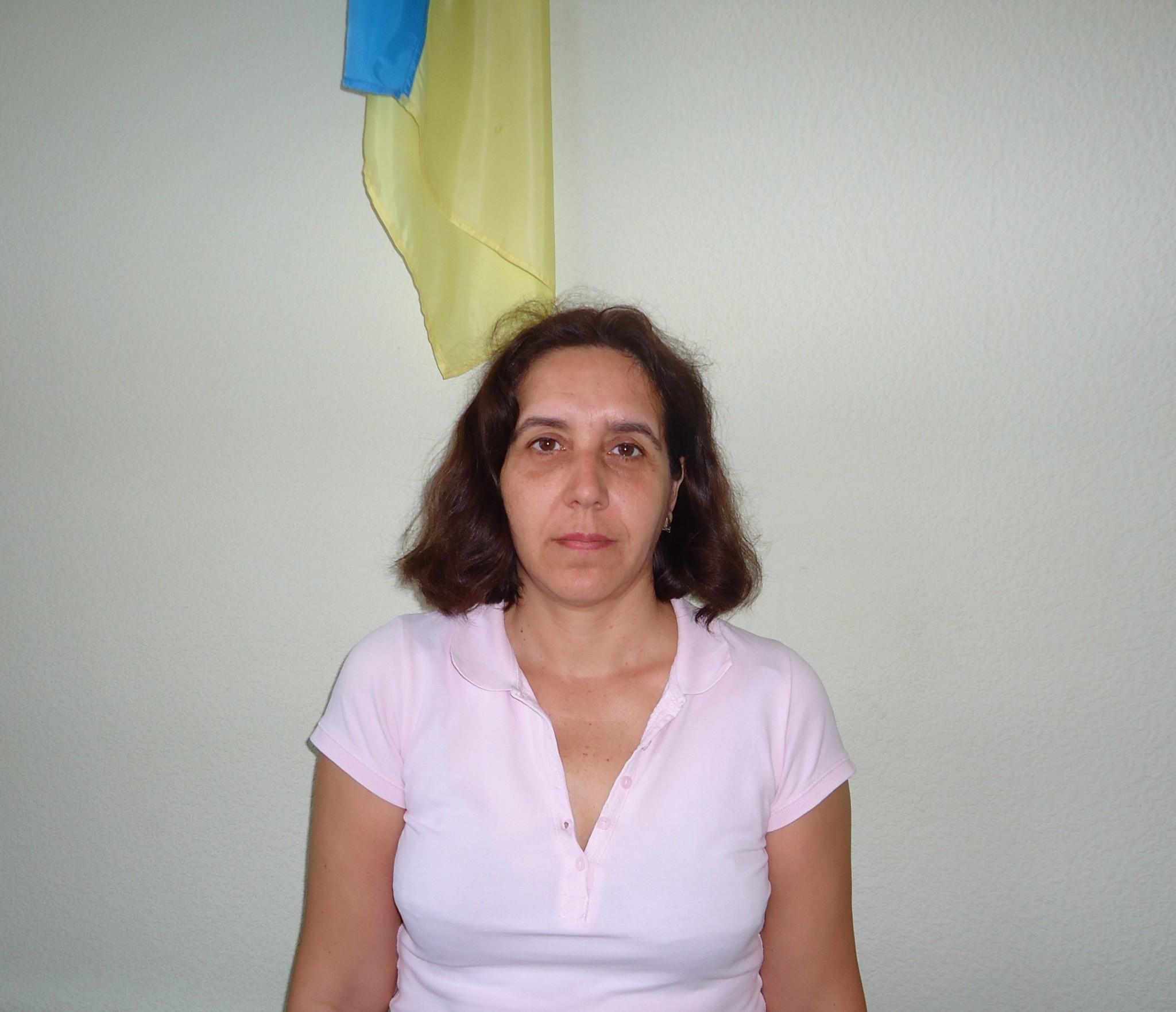 Victoria Ganshina